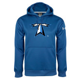 Under Armour Royal Performance Sweats Team Hoodie-Lighthouse