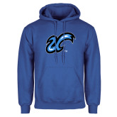 Royal Fleece Hoodie-The U