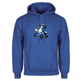 Royal Fleece Hoodie-Fighting Beacon