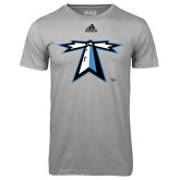 Adidas Climalite Sport Grey Ultimate Performance Tee-Lighthouse