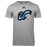 Adidas Climalite Sport Grey Ultimate Performance Tee-The U