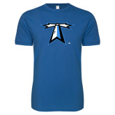 Next Level SoftStyle Royal T Shirt-Lighthouse