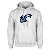 White Fleece Hoodie-The U
