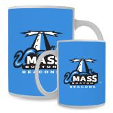 Full Color White Mug 15oz-Primary Logo
