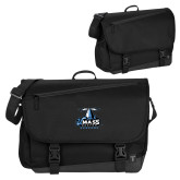 Metro Black Compu Brief-Primary Logo