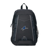 Impulse Black Backpack-A