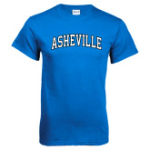 Royal T Shirt-Asheville Arched