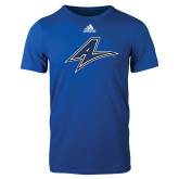 Adidas Royal Logo T Shirt-A