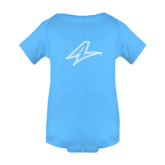 Light Blue Infant Onesie-A