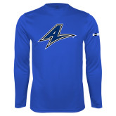 Performance Royal Longsleeve Shirt-A