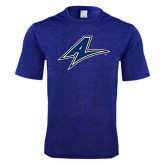 Performance Royal Heather Contender Tee-A