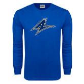Royal Long Sleeve T Shirt-A