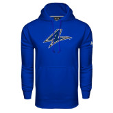 Under Armour Royal Performance Sweats Team Hoodie-A