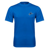 Syntrel Performance Royal Tee-A