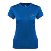 Ladies Syntrel Performance Royal Tee-A