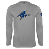 Performance Steel Longsleeve Shirt-A