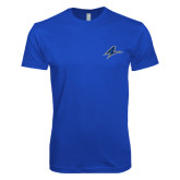 Next Level SoftStyle Royal T Shirt-A