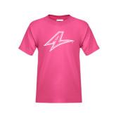 Youth Fuchsia T Shirt-A