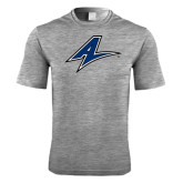 Performance Grey Heather Contender Tee-A