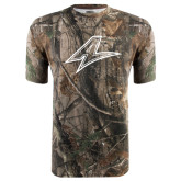 Realtree Camo T Shirt-A