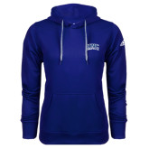 Adidas Climawarm Royal Team Issue Hoodie-Arched UNC Asheville