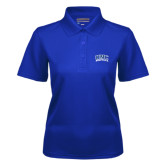Ladies Royal Dry Mesh Polo-Arched UNC Asheville