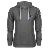 Adidas Climawarm Charcoal Team Issue Hoodie-A
