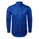 Royal Twill Button Down Long Sleeve-A