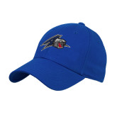 Royal Heavyweight Twill Pro Style Hat-A w/ Bulldog Head