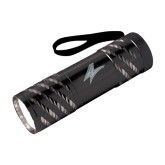 Astro Black Flashlight-A Engraved