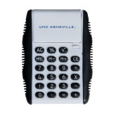 White Flip Cover Calculator-UNC Asheville