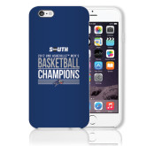iPhone 6 Plus Phone Case-2017 Mens Basketball Champions Stacked