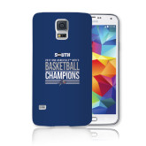 Galaxy S5 Phone Case-2017 Mens Basketball Champions Stacked