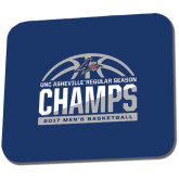 Full Color Mousepad-Mens Basketball Champions Half Ball
