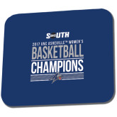 Full Color Mousepad-2017 Womens Basketball Champions Stacked