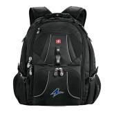 Wenger Swiss Army Mega Black Compu Backpack-A