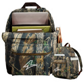 Heritage Supply Camo Computer Backpack-A
