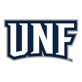 Large Decal-UNF Monogram, 12 inches Wide