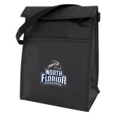 Koozie Black Lunch Sack-Official Logo
