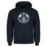 Navy Fleece Hoodie-25th Anniversary