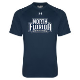 Under Armour Navy Tech Tee-North Florida Ospreys