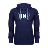 Adidas Climawarm Navy Team Issue Hoodie-UNF Monogram