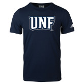 Adidas Navy Logo T Shirt-UNF Monogram