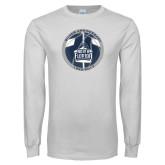 White Long Sleeve T Shirt-25th Anniversary