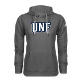 Adidas Climawarm Charcoal Team Issue Hoodie-UNF Monogram