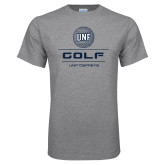 Grey T Shirt-Golf Stacked