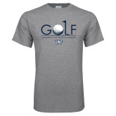 Grey T Shirt-Golf Type
