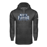 Under Armour Carbon Performance Sweats Team Hoodie-North Florida Ospreys