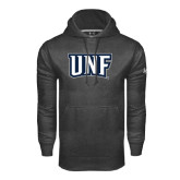 Under Armour Carbon Performance Sweats Team Hoodie-UNF Monogram