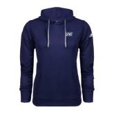 Adidas Climawarm Navy Team Issue Hoodie-UNF Monogram